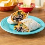 how to reheat a burrito