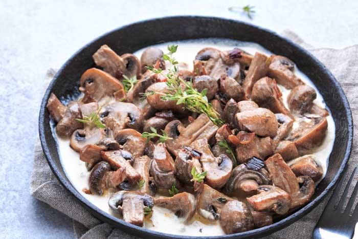 mushroom substitutes