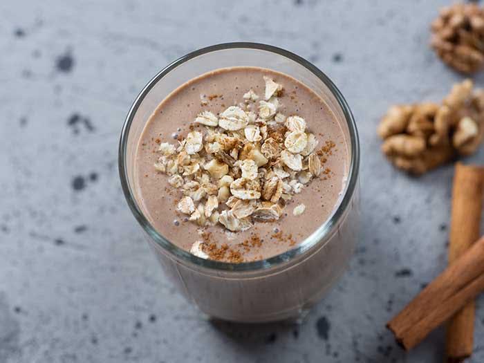 Coffee Mocha Protein Smoothie Recipe