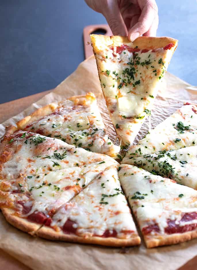 Low Carb Keto Pizza Recipe