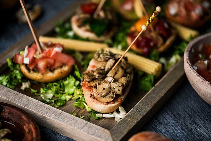 Tomato, Basil & Artichoke