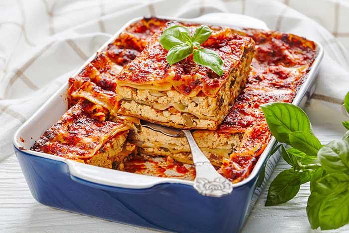 best vegan lasagna recipes