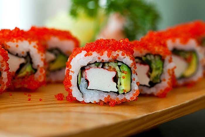 boston roll sushi recipe