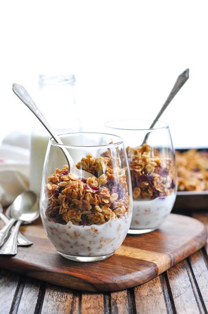 Nut-Free Granola Recipe