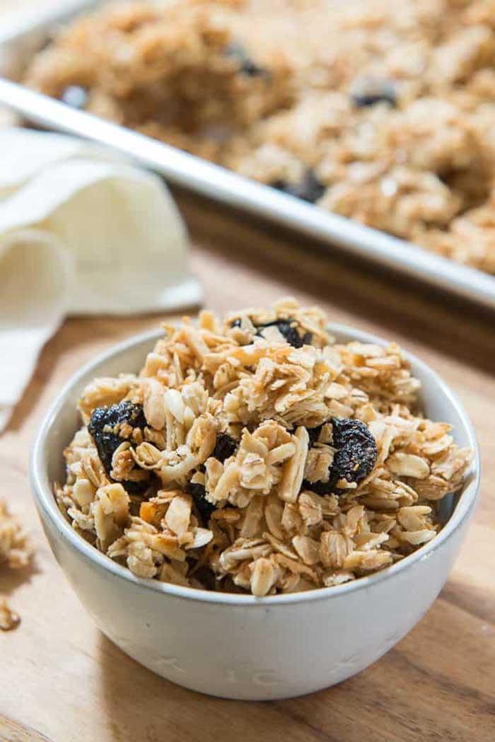homemade granola recipes 5