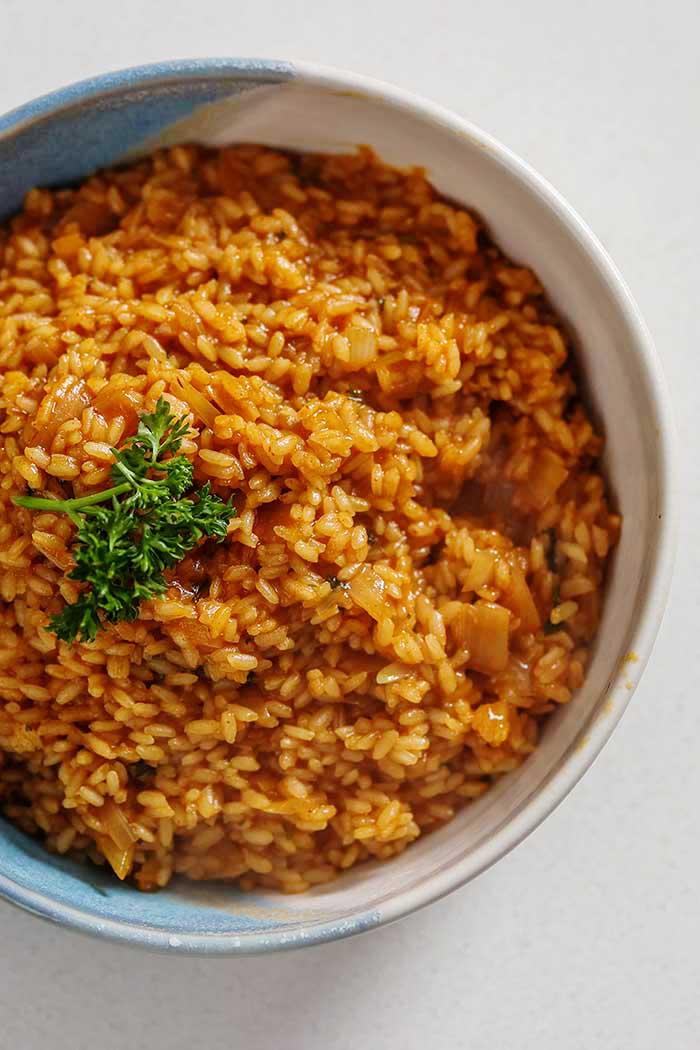 homemade texas roadhouse rice