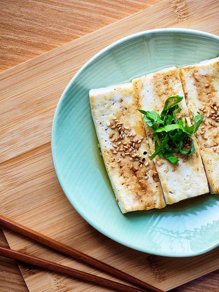 homemade tofu 3