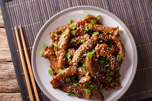 instant pot teriyaki beef recipe