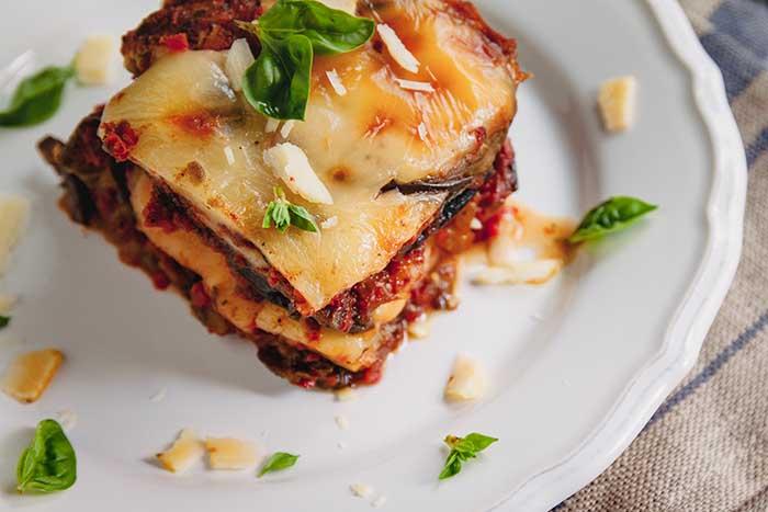keto eggplant parmesant alla parmigiana melanzane recipe