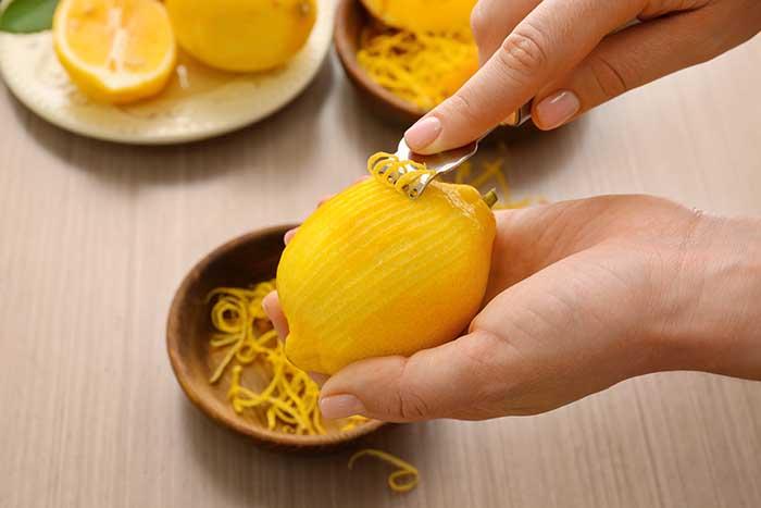lemon zester