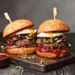 reheat burger patty