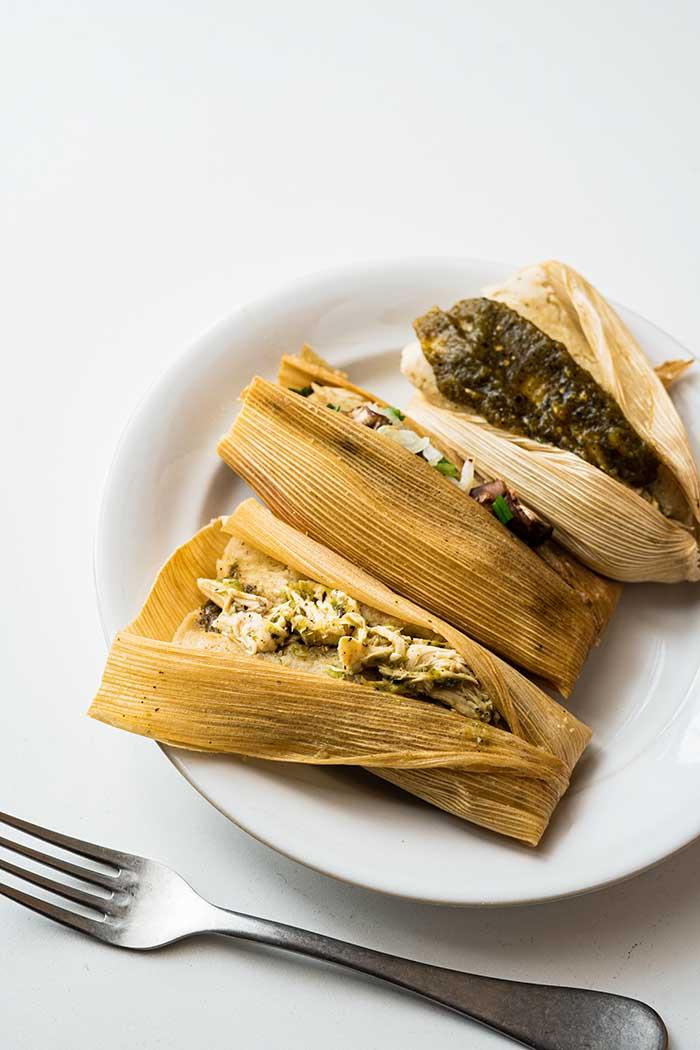 steam tamales no steamer 2