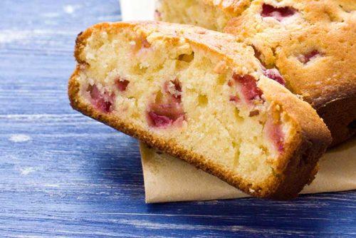 strawberry banana cake recipe